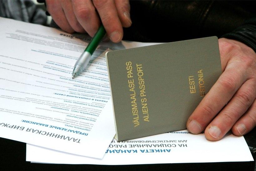 USA väljaanne Slate: halli passiga kodanikud elavad Eestis kui limbos