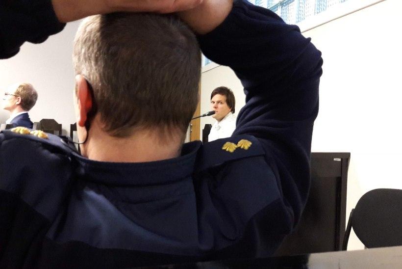 """Kiirreageerija sõbra vahistamisest: """"Rando arvas, et tulime talle külla!"""""""