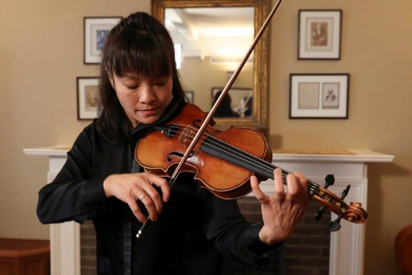 FOTOD | New Yorgis anti kontsert 36 aastat tagasi varastatud Stradivari viiuliga