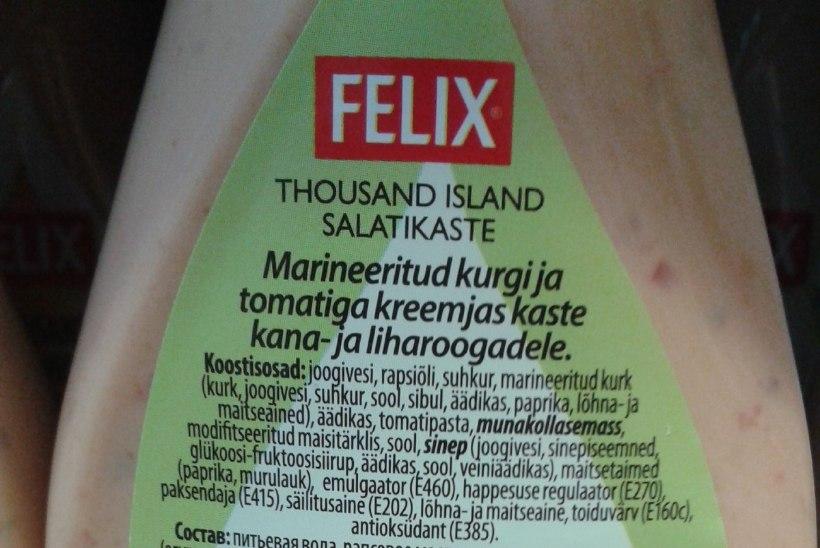 Miks on sama kaubamärgiga toodete maitse riigiti erinev?