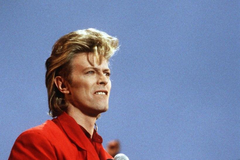 David Bowie'lt ilmub kaks seni avaldamata albumit