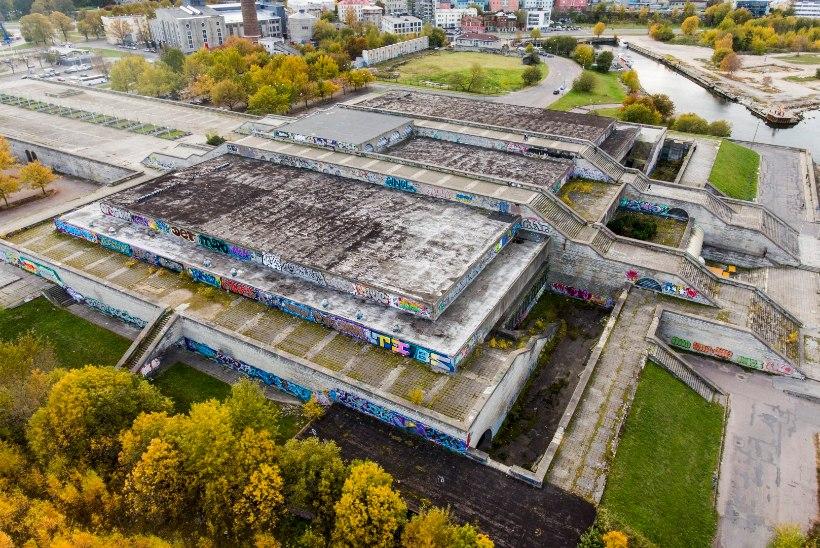 Linnahalli ümberprojektimiseks korraldatakse avatud hange