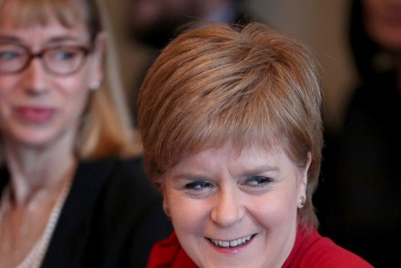 Toetus Šotimaa iseseisvumisele on suurem kui eales varem
