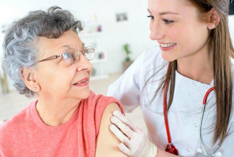 HEA UUDIS: grippi haigestumine väheneb tasapisi