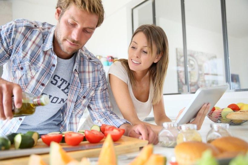 Teed täna kodus süüa? See on soodsam ja tervislikum