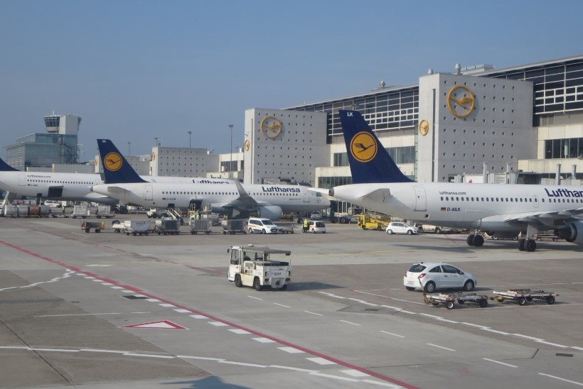 Lufthansa teatas rekordkasumist