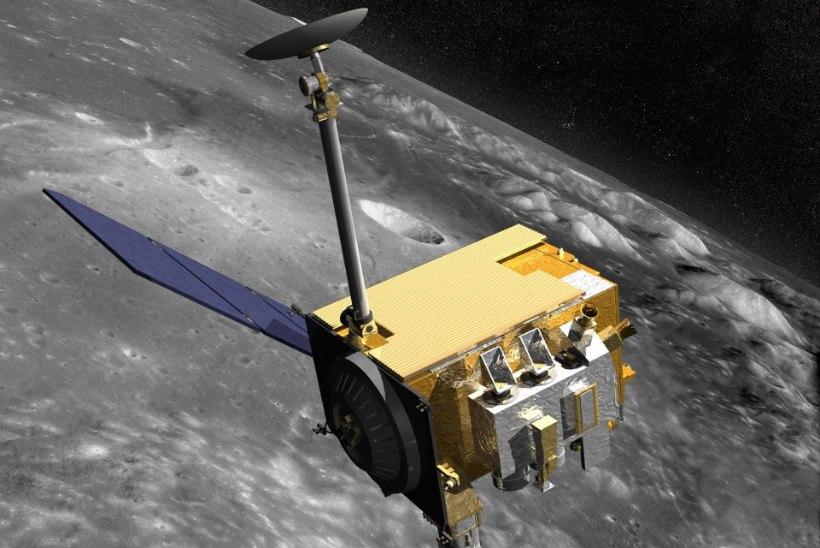 Ufoloogid märkasid Kuul taas tõendit maavälisest elust
