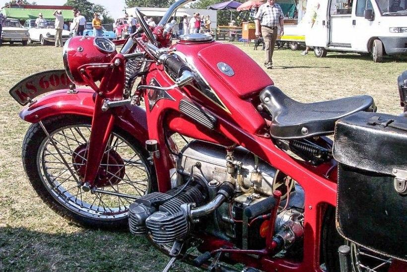 Motoexotika eri: mootorrattakunn Zündapp tähistab sajandat juubelit!