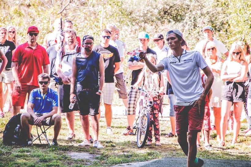Discgolfi hooaja avaetapil osaleb ligi 150 mängijat
