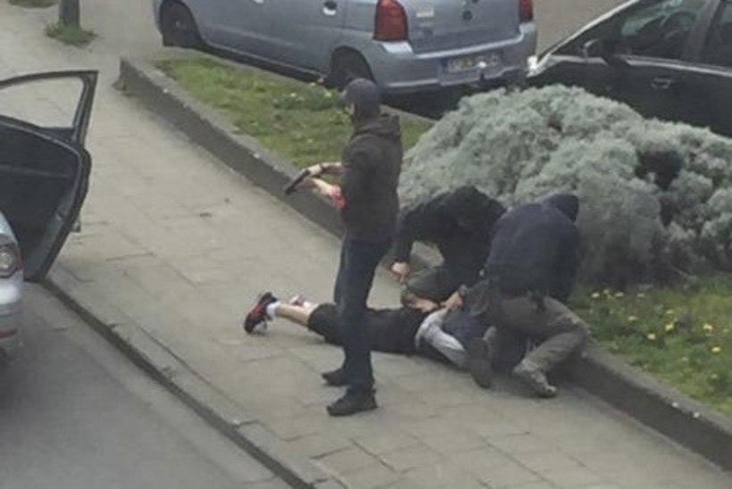 Terroristid hoiavad Euroopat sihikul