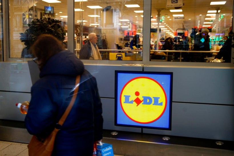 Saksa odavpood Lidl hiilib Eesti turule