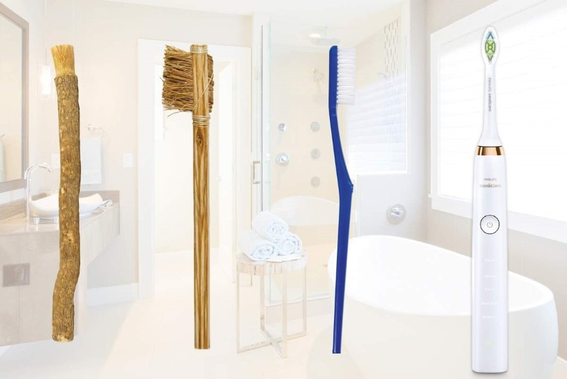 HAMBAHARJA AJALUGU: Puupulgast ülimoodsa elektrilise hambapuhastusvahendini