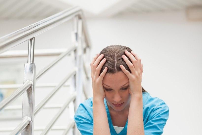 """Psühhiaatriaõde: """"Vihkan patsiendi kinnihoidmist, aga vahel ei jää muud üle."""""""