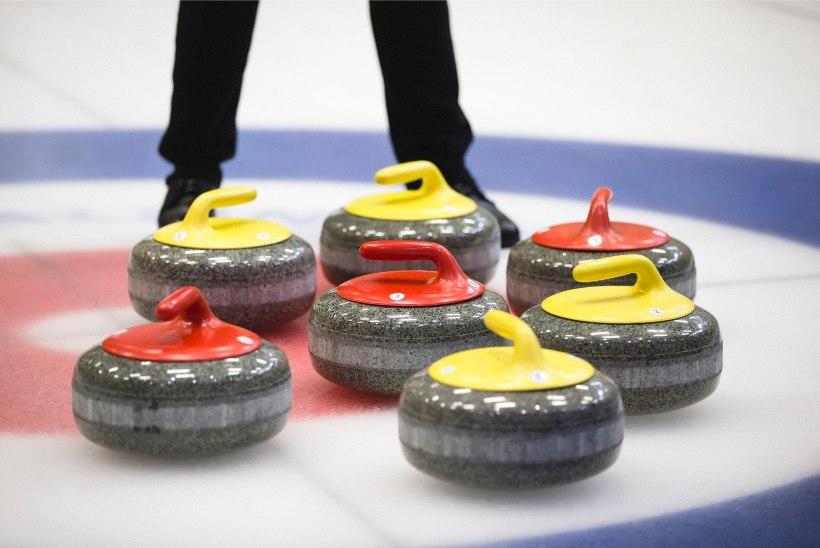 Tule proovi curlingut olümpiavõitja juhendamisel!