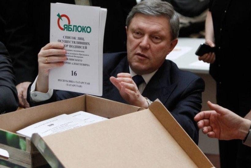 Jabloko juht lubab 14 miljonile venelasele oma maja