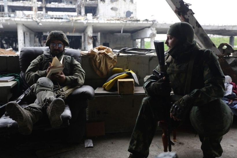 Ukraina meedia: palgasõdurid deserteeruvad separatistide ridadest