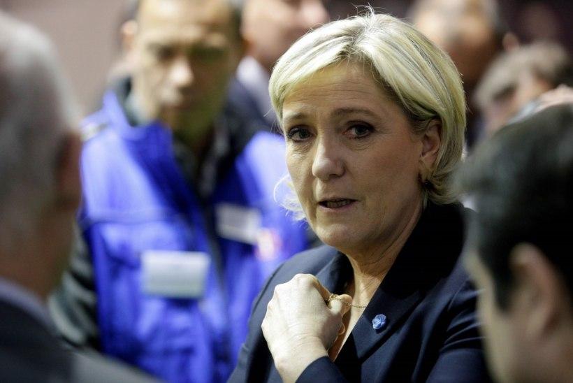 ISISest avaldatud pildid viisid Marine Le Penilt saadikupuutumatuse
