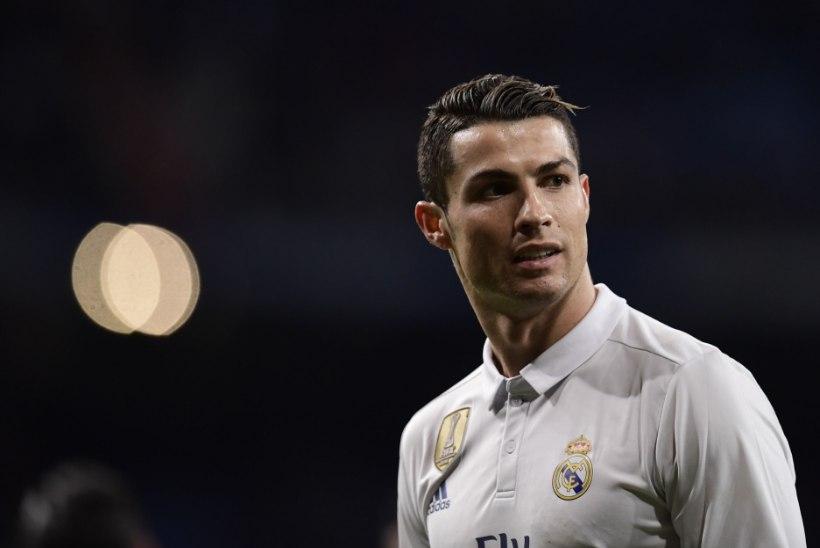 VIDEO | Põnev viik! Cristiano Ronaldo päästis Madridi Reali piinlikust kaotusest