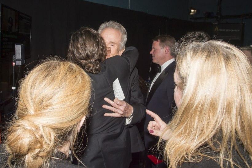 Oscari-gala ümbrikujagajad said sule sappa