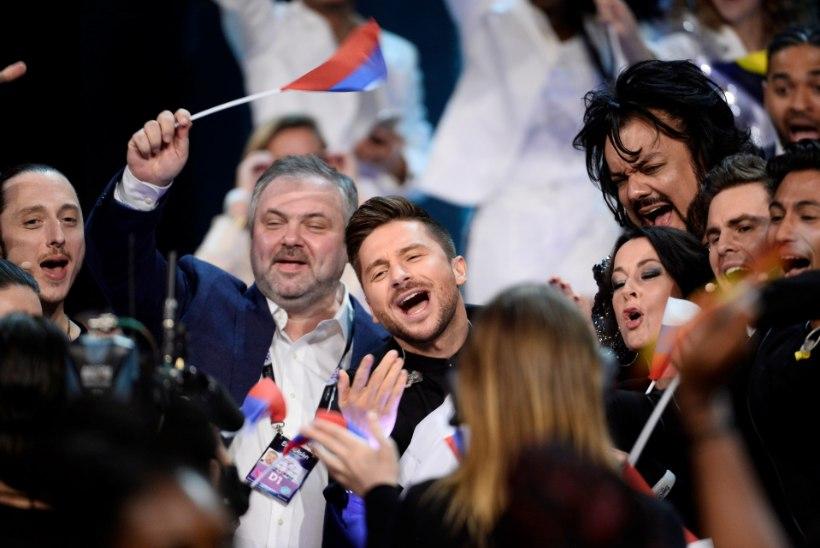 HAKKAB JÄLLE PIHTA! Riigiduuma saadik: Venemaa boikoteerigu Eurovisioni?