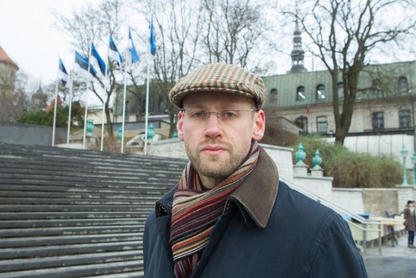 Varro Vooglaid: minu kutse telesaatesse tühistati homoaktivisti vastuseisu tõttu