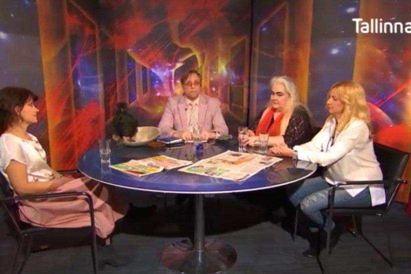 """LOOMAPIINAMINE TALLINNA TVs: """"Maagilise maailma"""" saatekülaline konutas mitu päeva väikeses pappkastis vee ja toiduta"""