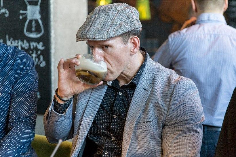 GALERII | Parimat Iiri kohvi teeb Vyacheslav Ilichev restoranist Pegasus