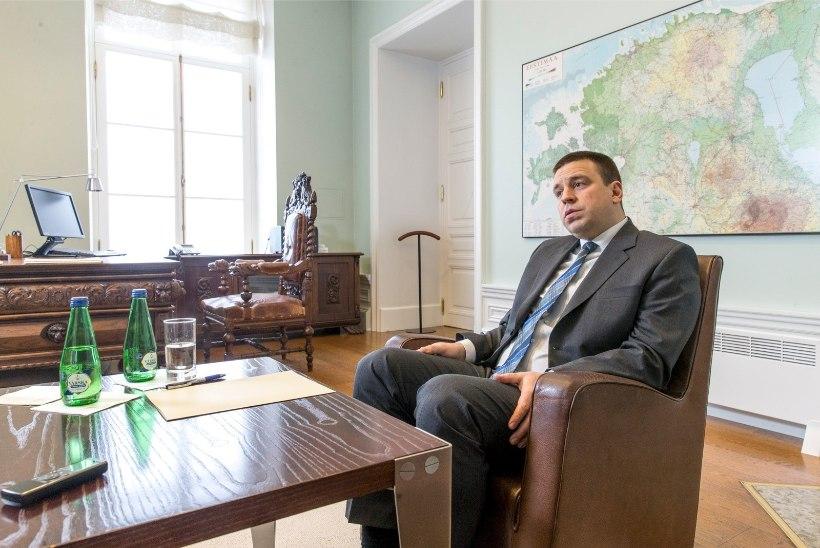 Peaminister haldusreformiga rahulolematutele: elanikud on ise endale volikogu liikmed valinud