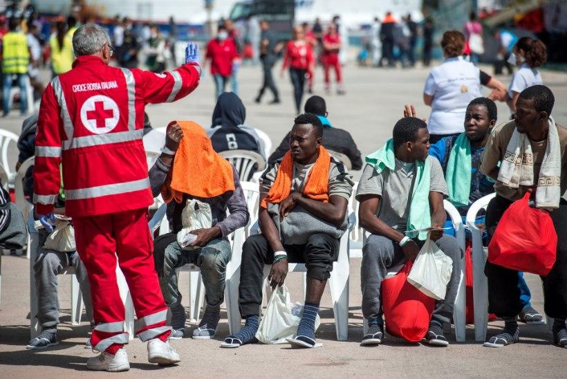 Põgenike vastuvõtmisele kulus Eestil mullu üle 2,5 MILJONI EURO
