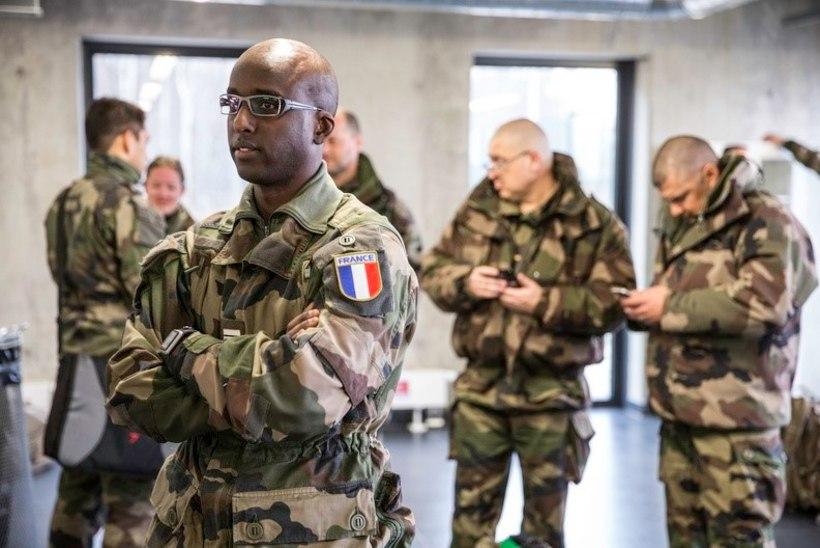 GALERII | Eestisse saabusid esimesed Prantsuse kaitseväelased