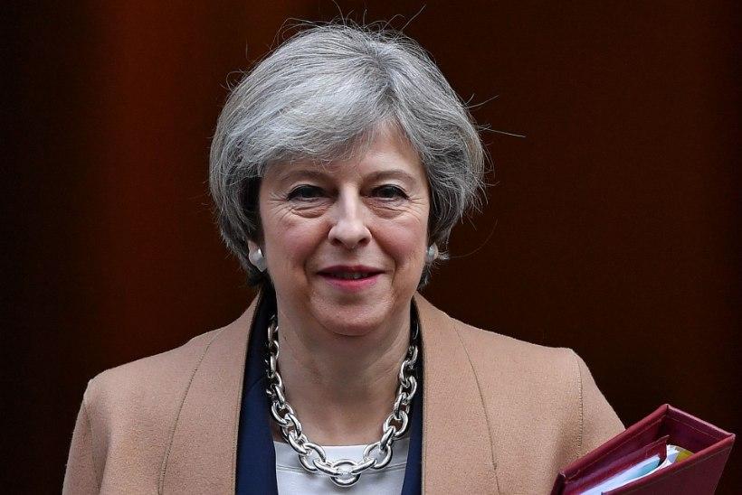 SELGUS KÄES: Brexit saab stardipaugu 29. märtsil