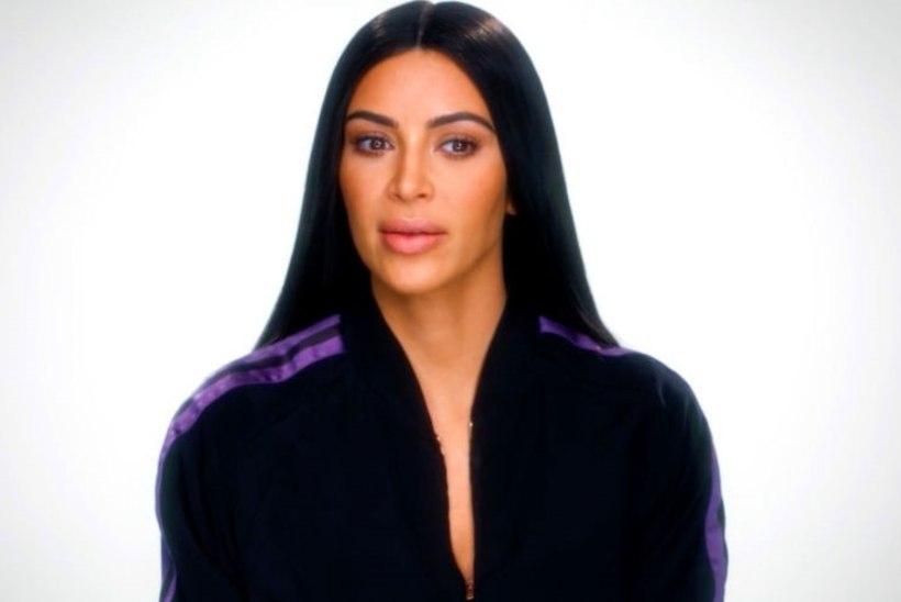 Kim Kardashian rääkis oma telesaates Pariisis toimunud röövist: ma arvasin, et nad vägistavad mind ja tulistavad mulle pähe