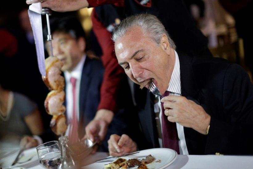 Mitmed riigid mures: kas Brasiilia on kaubelnud roiskunud lihaga?