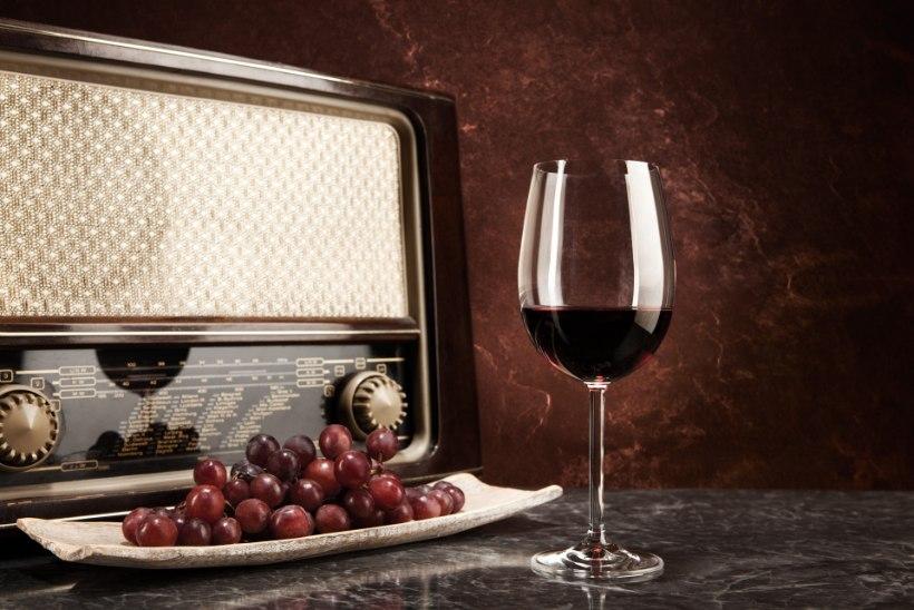 Kas muusika võib veini maitset muuta?