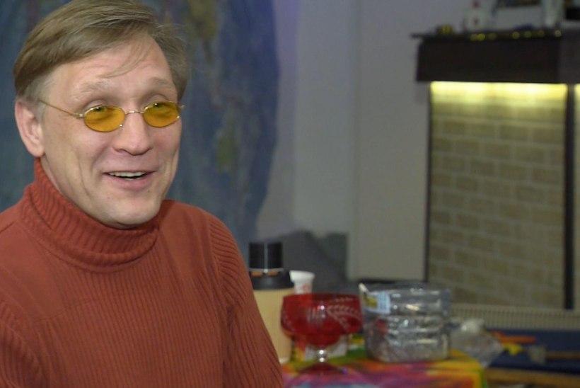 """""""RADAR"""" TÄNA: Peeter Võsa jättis joomise, sai vanaisaks ja hakkas galeristiks"""