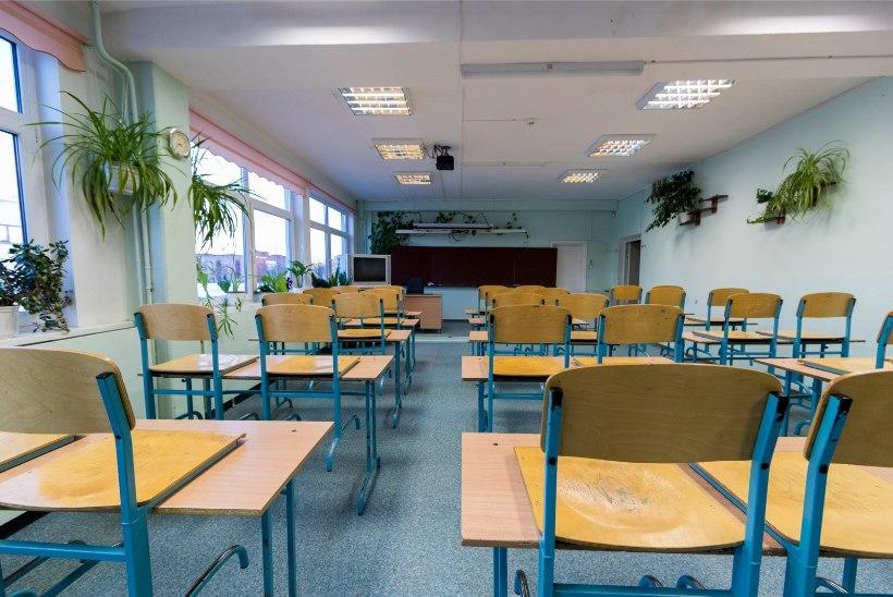 Õpetajate keskmine palk ületas 1200 eurot!