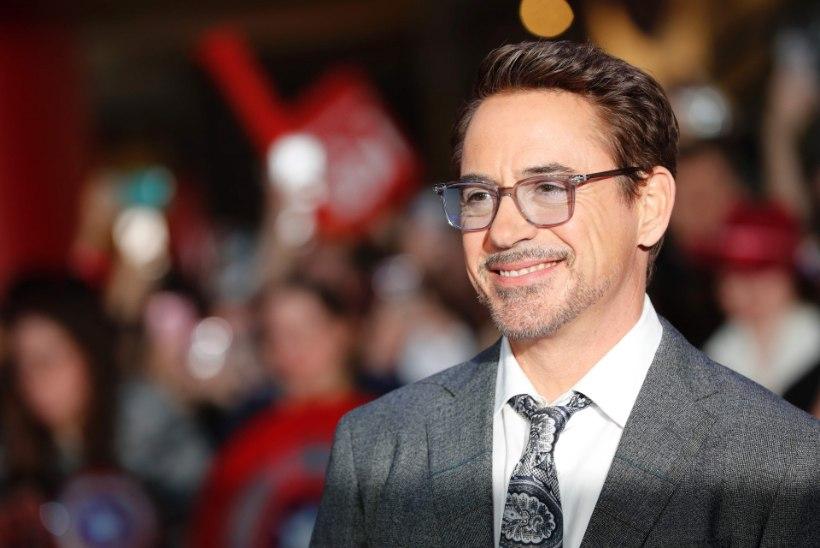 Robert Downeyst saab dr Dolittle