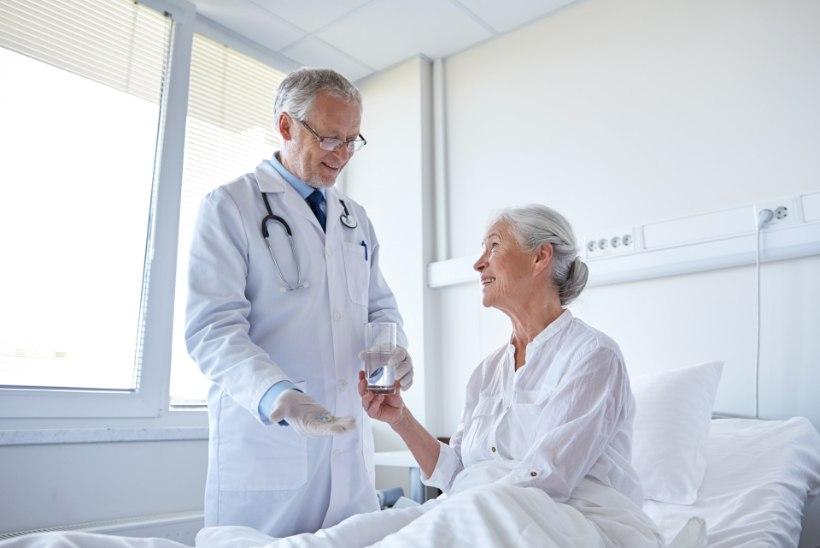 Ühe perearsti juures käimine vähendab eakate haiglasse sattumist