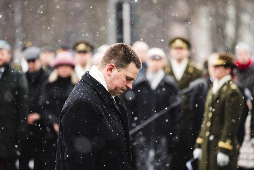 Peaminister Jüri Ratase järelhüüe Lembit Ulfsakile: tema osatäitmised on tuntud ja väärtustatud igas vanuses eestimaalaste seas