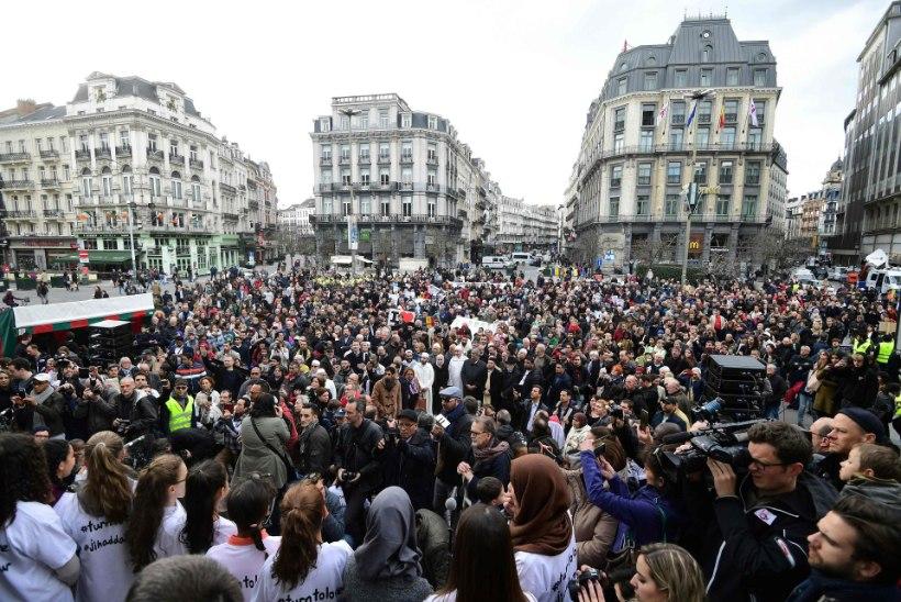 AASTA AEGA BRÜSSELI TERRORIST: kas Londoni rünnakud sihiti nimme tänasele kuupäevale?