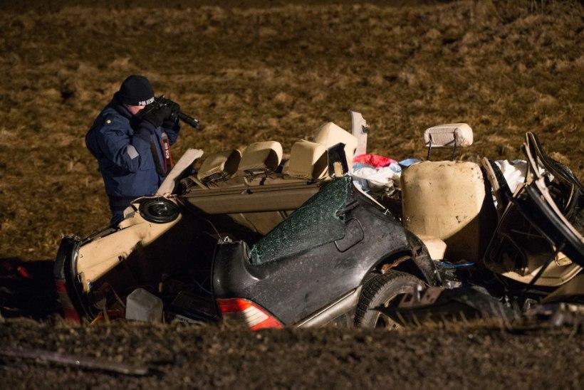 Politsei otsib Haljala raske avarii pealtnägijaid