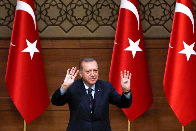 Erdoğan hoiatab: kui praegune suhtumine kestab, ei saa eurooplased kusagil turvaliselt liikuda