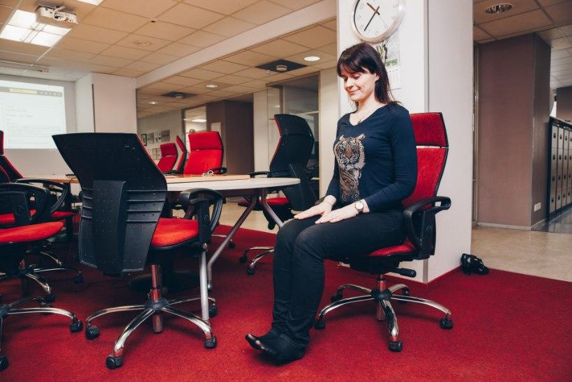 Arvutitöötaja eneseabi: pea pause ja liiguta end