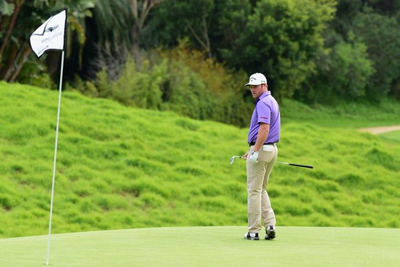 KUUMAD FOTOD   Ameerika profimängija kutsub Mastersile üliseksika caddie - kas ta üldse suudab siis golfile keskenduda?