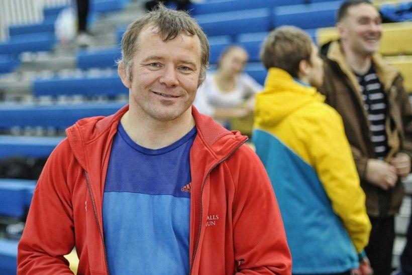 Eestlasi koolitav Valeri Nikitin: nõrkade konkurentide juurde pole mõtet tulla