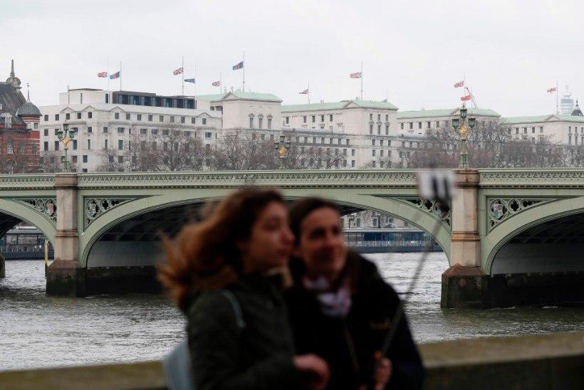 TERRORI-LONDONIS ELAVAD EESTLASED: äkki see ongi uus normaalsus?