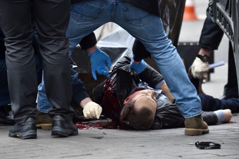 Kiievi kesklinnas toimus poliitmõrv