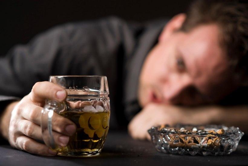 Eelarvamused tõrjuvad alkohoolikuid abi otsima