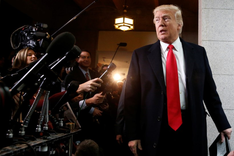 Trump esitas tervishoiukava suhtes ultimaatumi: asi peab otsustatud saama reedel!