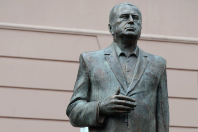 Poliitkloun Žirinovski ei näita väsimuse märke